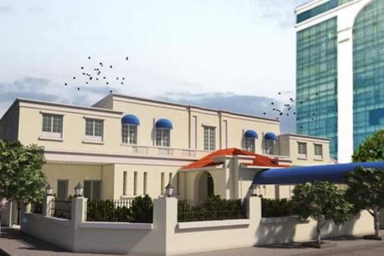 Remodelación Instalaciones Club Santa Marta