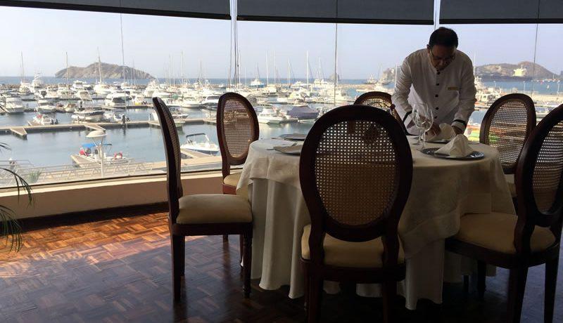 Club Santa Marta - Restaurante La Perla