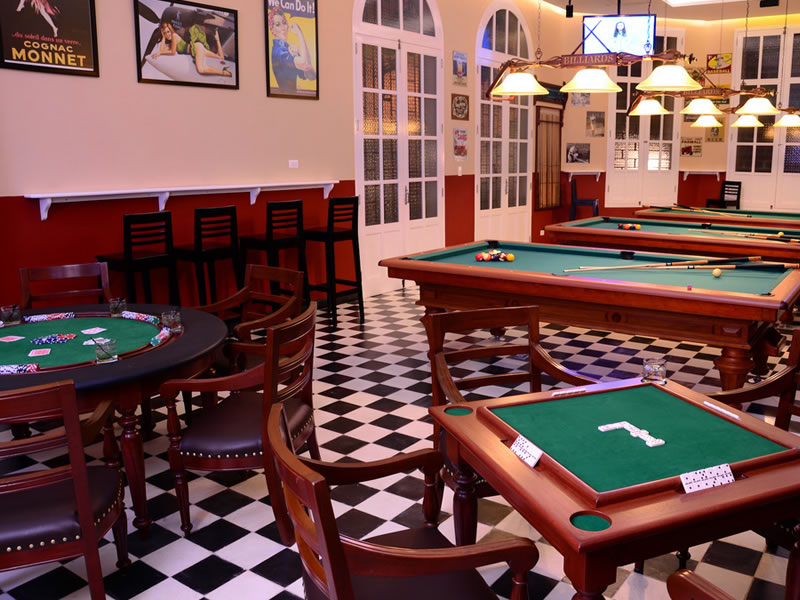 Club Santa Marta - Salon de Juegos