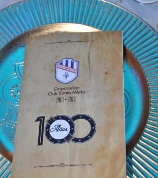 100 años Club Santa Marta